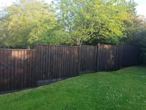 Fence Surface Preservation