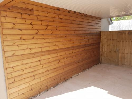 Garage Wall Cladding