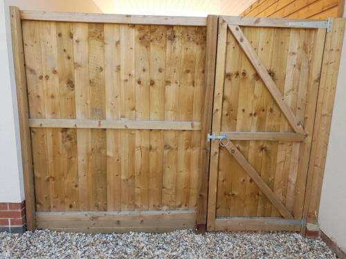 Timber Fences and Gates