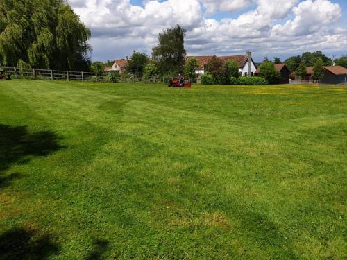 Field Lawn Mowing Service